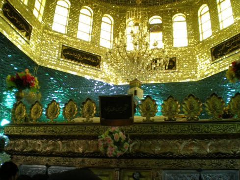 Mausoleum of Hujr Bin Adi (RA), 2008